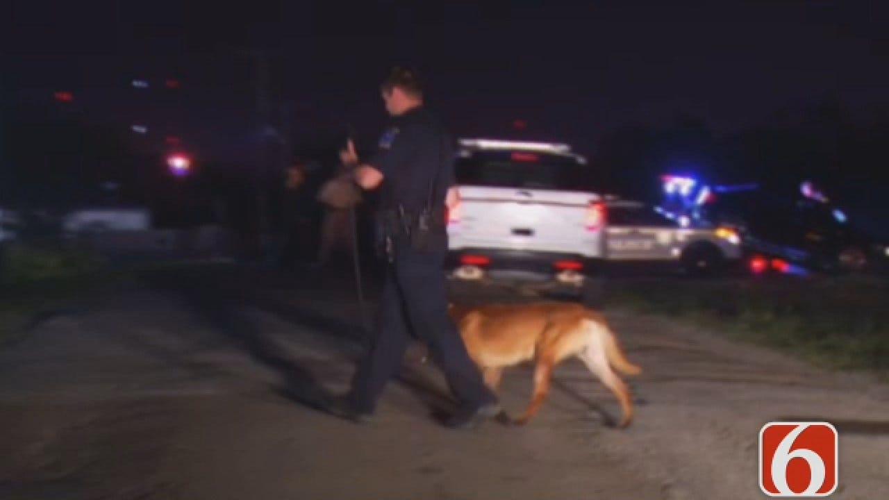 Dave Davis Reports Police Recover Stolen Car Following Tulsa Chase