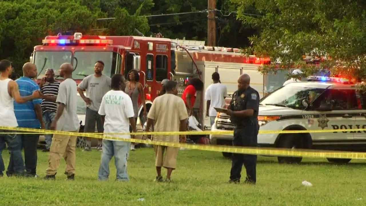 Police Name Man, Woman Killed At Tulsa Park