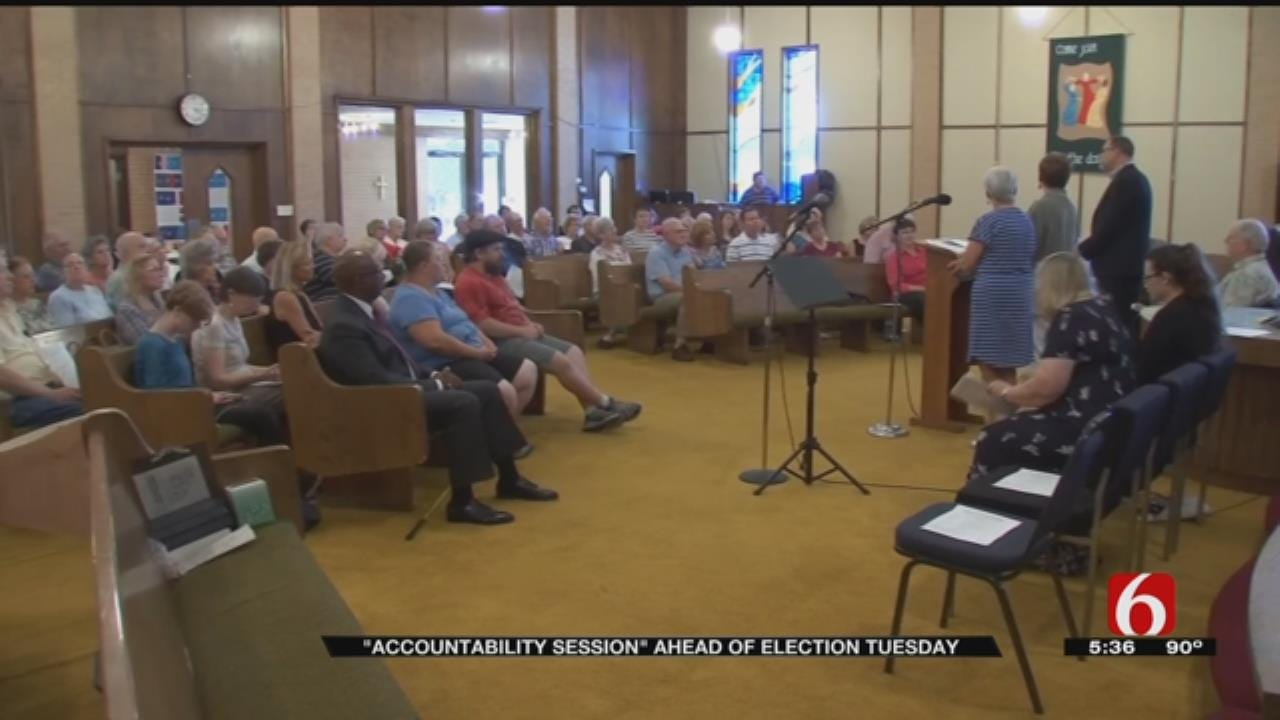 Tulsa Action Group Holds Forum For House Seat Candidates