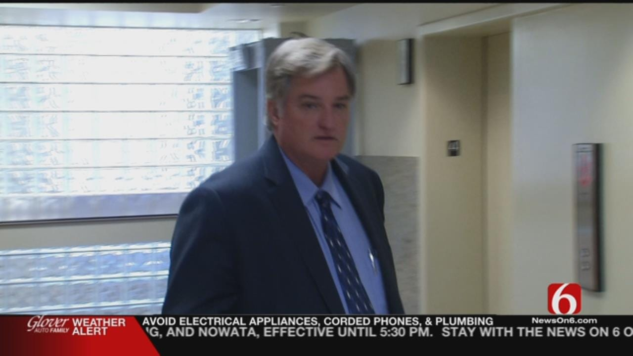 Jurors To Consider 1st Degree Manslaughter In Former TPD Officer's Trial