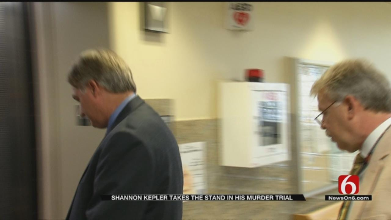 Murder Trial For Former Tulsa Police Officer Shannon Kepler Continues
