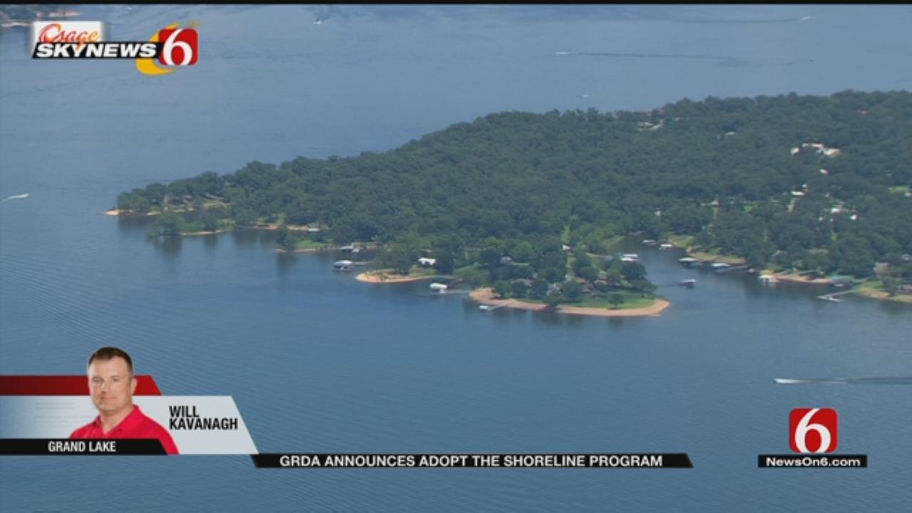 GRDA Starting An 'Adopt A Shoreline' Program