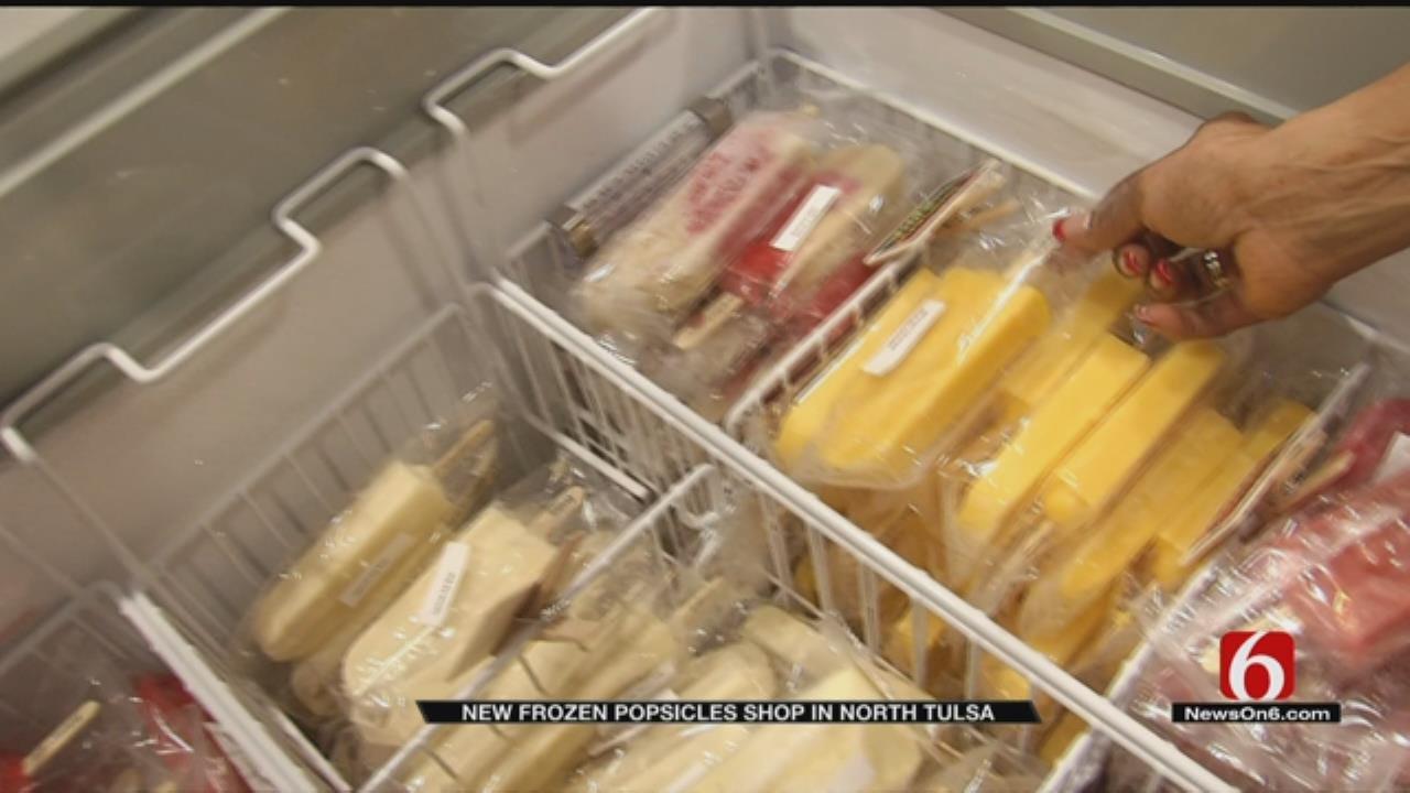 Tulsa's Greenwood District Gets New Dessert Shop