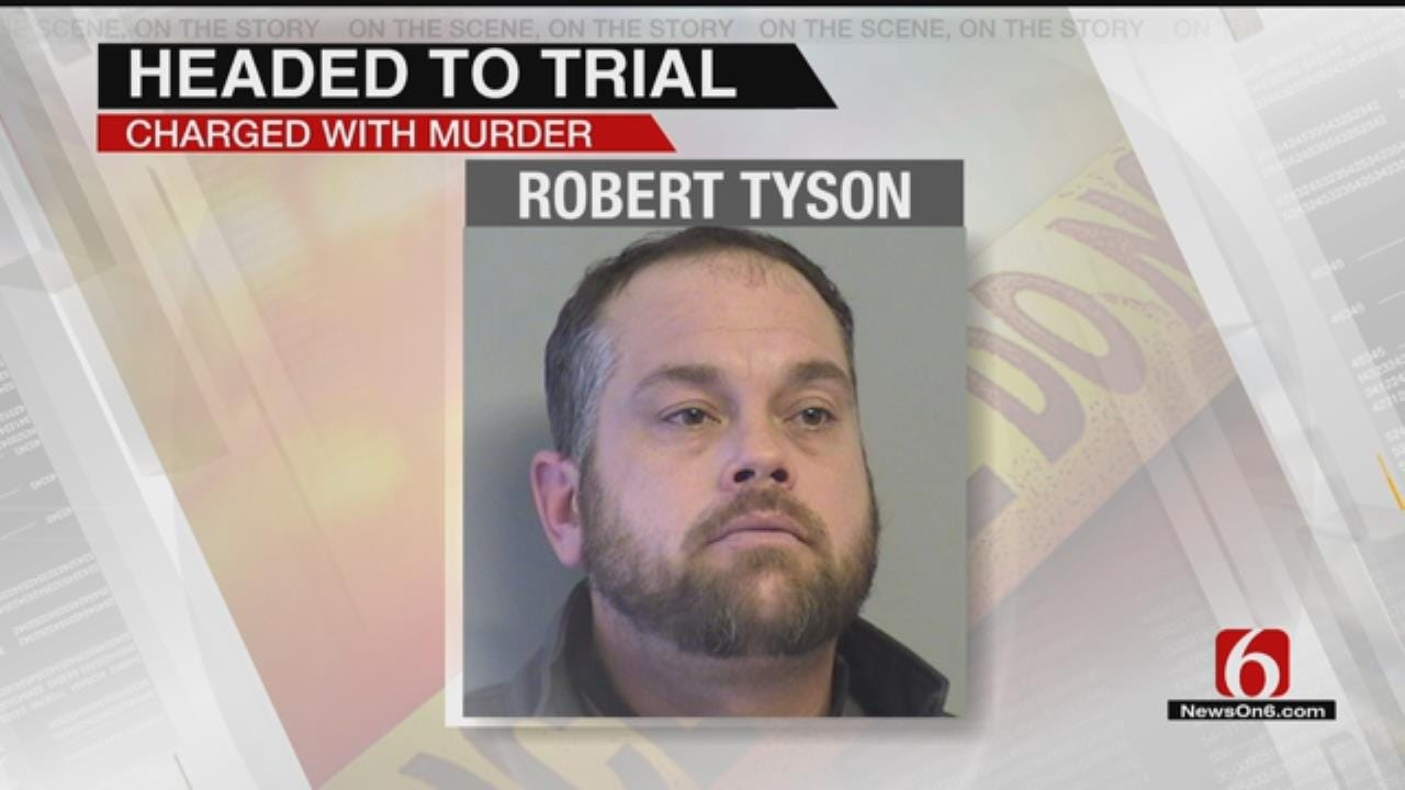 Judge Rules Tulsa Man To Stand Trial For Murder