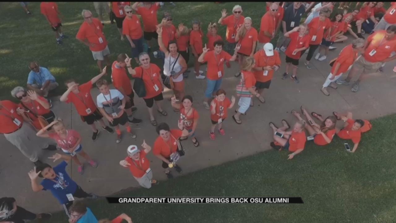OSU's Grandparent University Fun For Generations