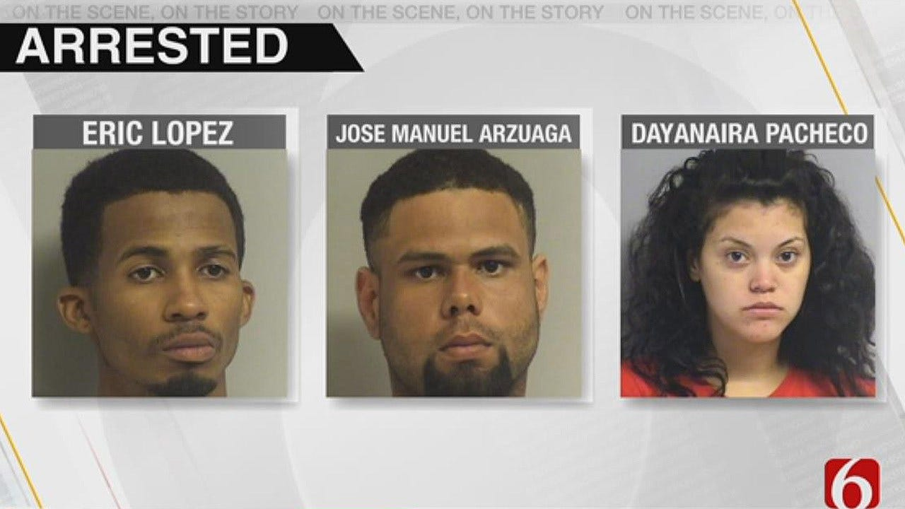 Joseph Holloway: 3 Jailed In Connection To Tulsa's 45th Homicide
