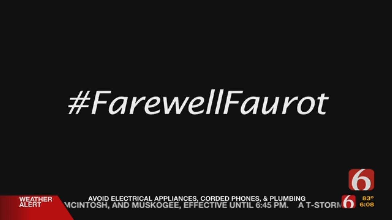 News On 6 Says Goodbye To Meteorologist Dick Faurot