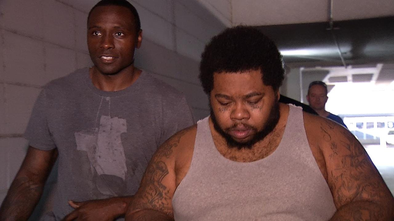 WEB EXTRA: Tulsa Police Arrest Andre Miles In Connection To 2016 Homicide