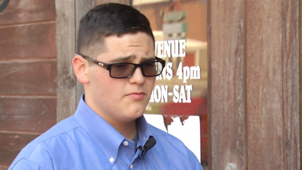 McAlester Teen Has Big Dream Of Helping Others In Need