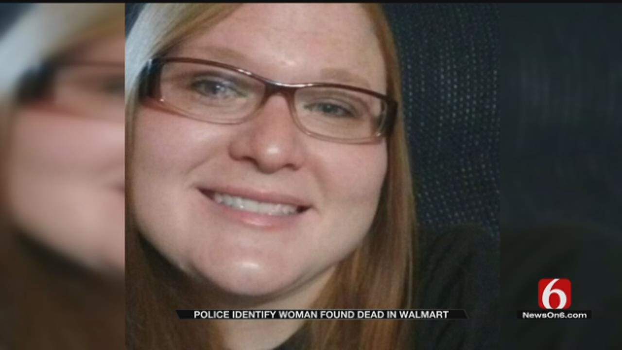 Sand Springs Police: Woman's Body Was In Walmart Bathroom For Days