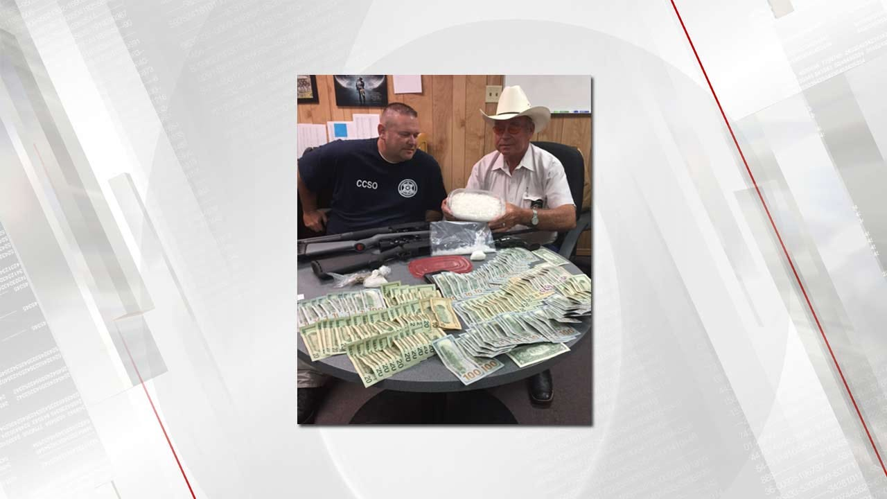 Annie Chang: Nearly 2 Pounds Of Meth Seized By Cherokee County Sheriff's Office