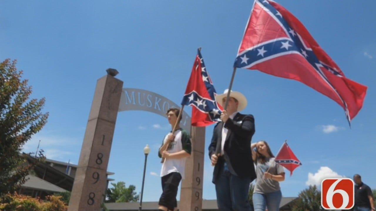 Emory Bryan: Confederate Flag Rally