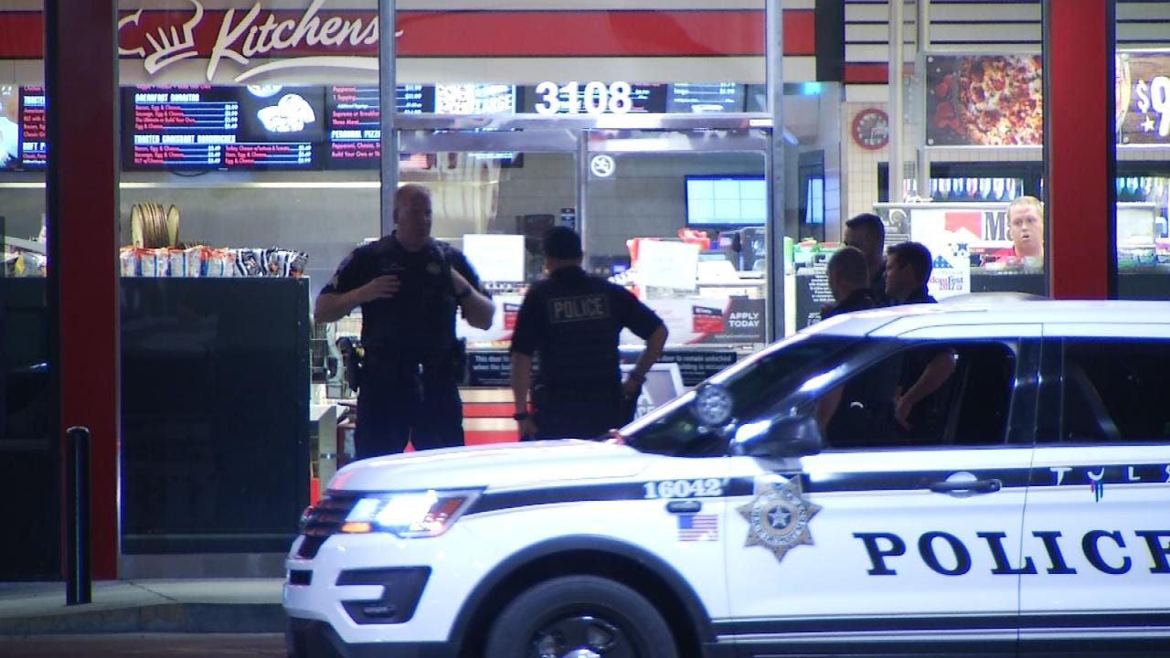 Joseph Holloway: TPD Arrests 2 Men In QuikTrip Robbery During Stakeout