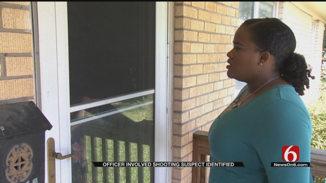 Tulsa Woman Thankful TPD Intervened When Suspect Kicked Her Door In
