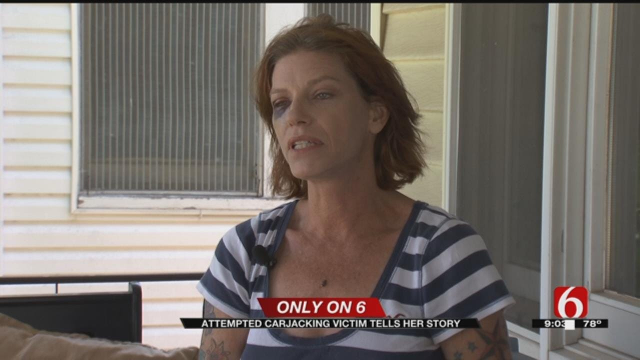 Good Samaritans Help Stop Attempted Carjacking In North Tulsa