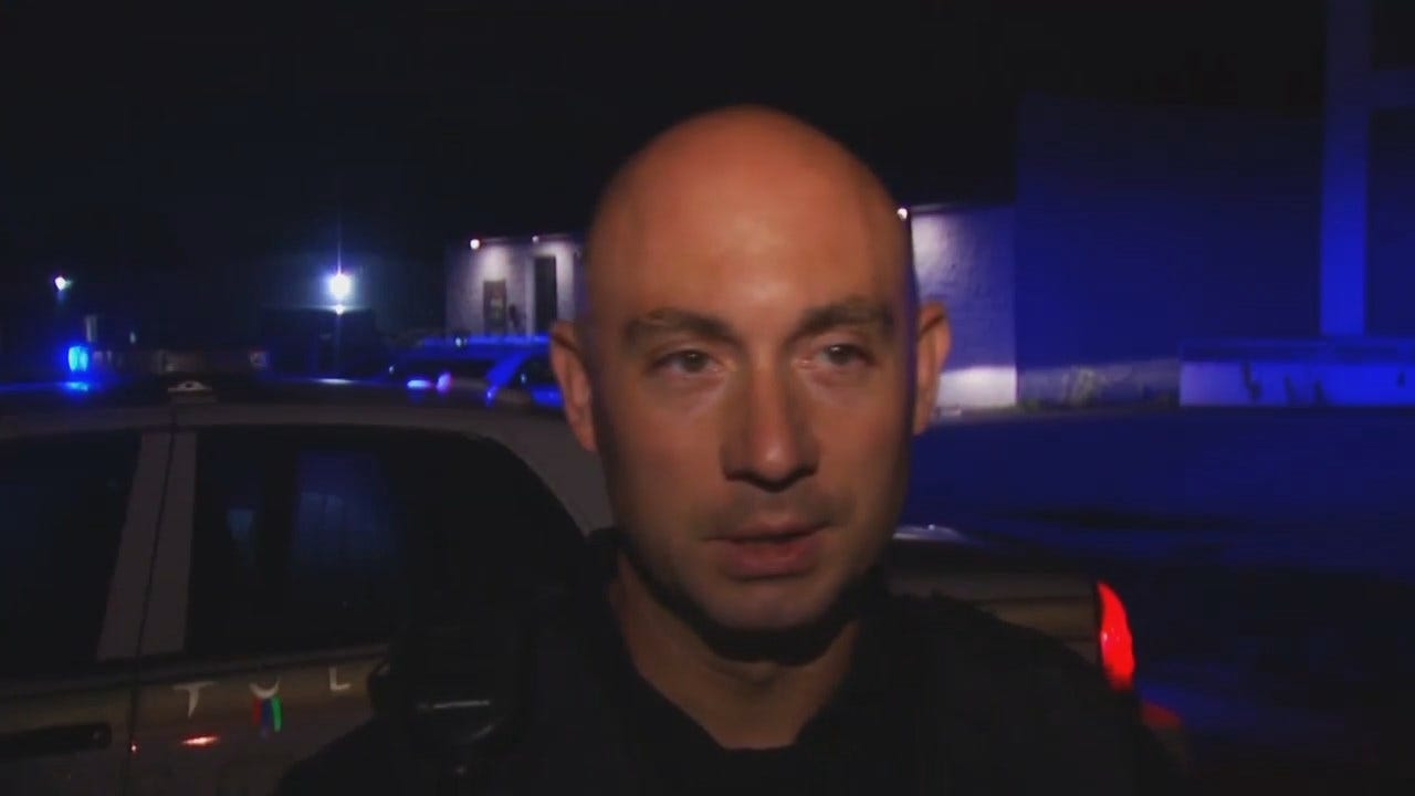 WEB EXTRA: Police Cpl. JD Lawson Talks About The Crash
