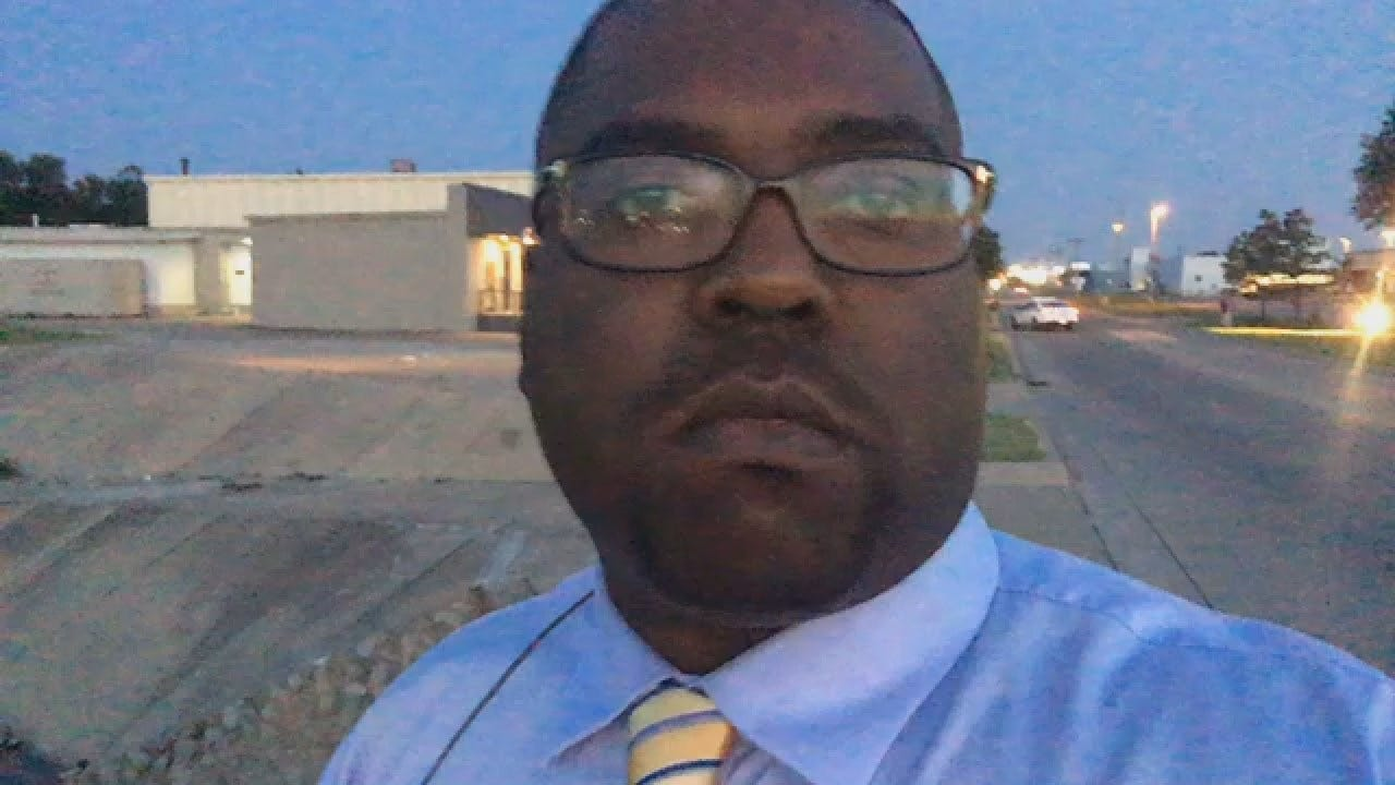 Joseph Holloway Says High Speed Crash Lands Driver In Tulsa Hospital