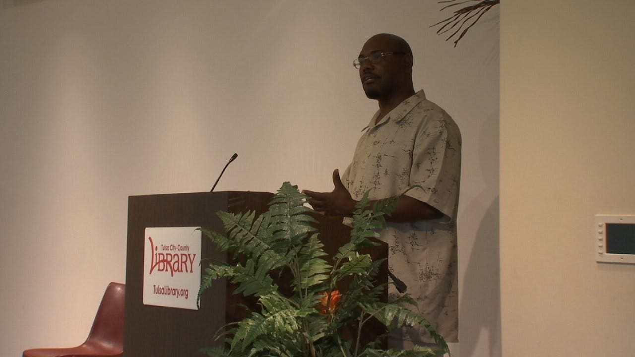 Black Lives Matter Seeks Ways To Improve North Tulsa Community