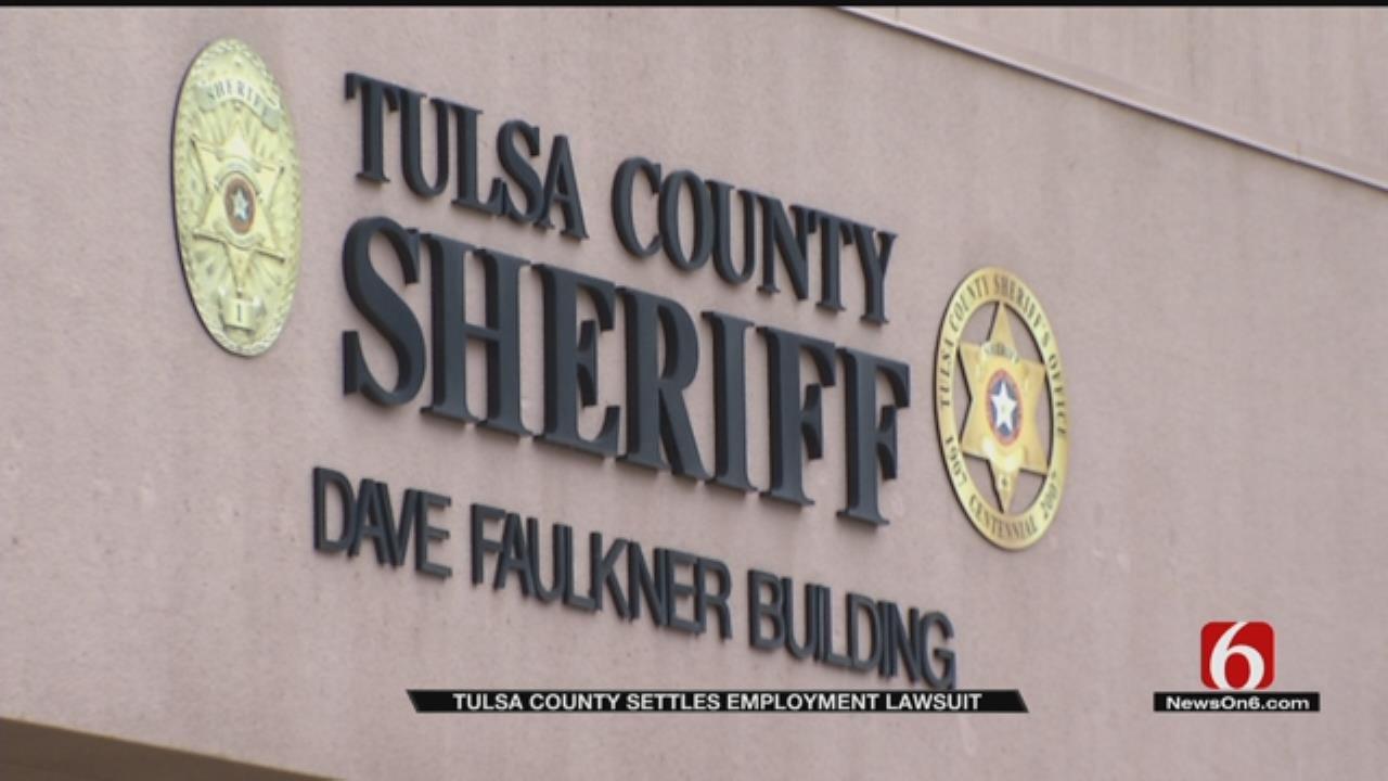 Tulsa County Settles Lawsuit, Pays Ex-Deputy $137K