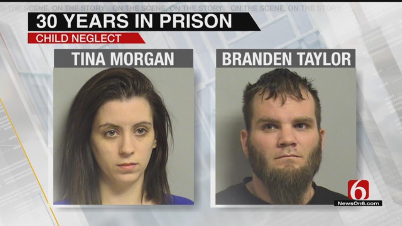 Tulsa Couple Sentenced To 30 Years For Death Of Toddler