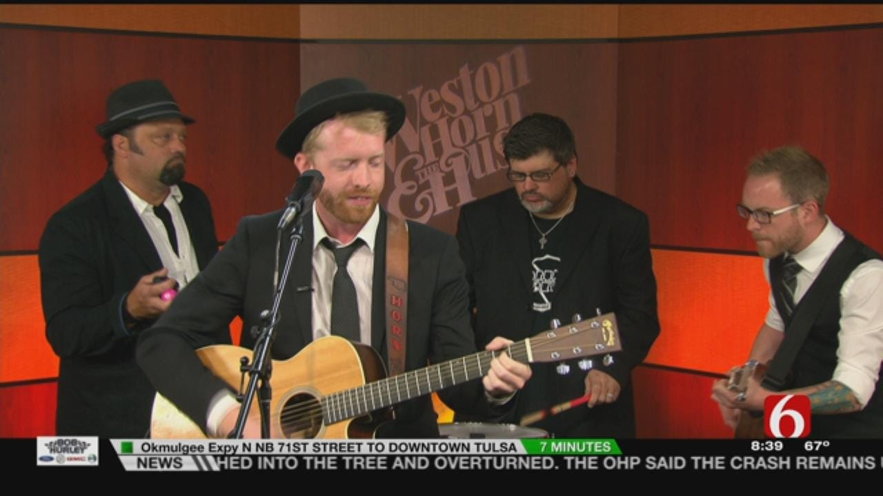 Weston Horn And The Hush Perform On 6 In The Morning