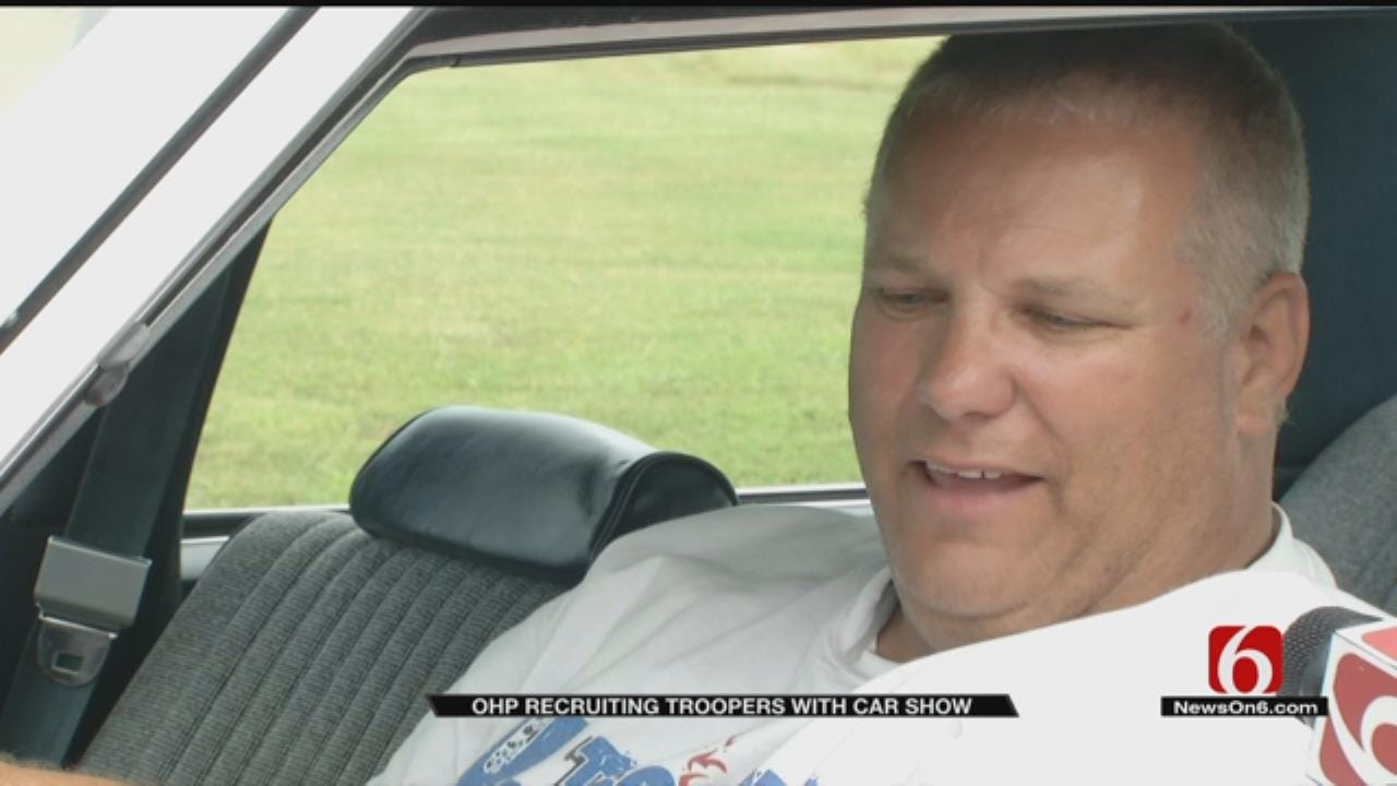 Car Show Gives OHP Opportunity To Recruit Applicants As It Faces Trooper Shortage