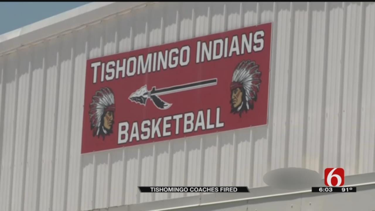 Tishomingo Basketball Coaches Fired After Using School Bus To Buy Beer