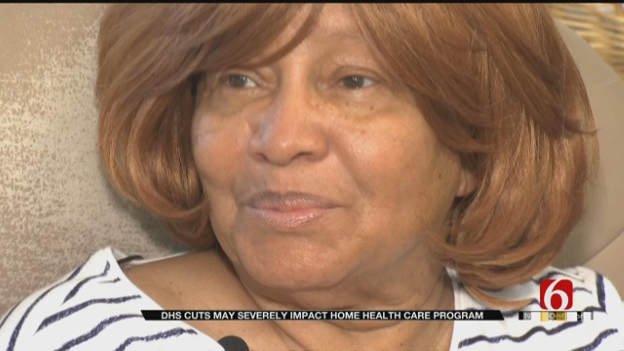 DHS Program Providing In-Home Care For Elderly, Disabled Facing Possible Admissions Freeze