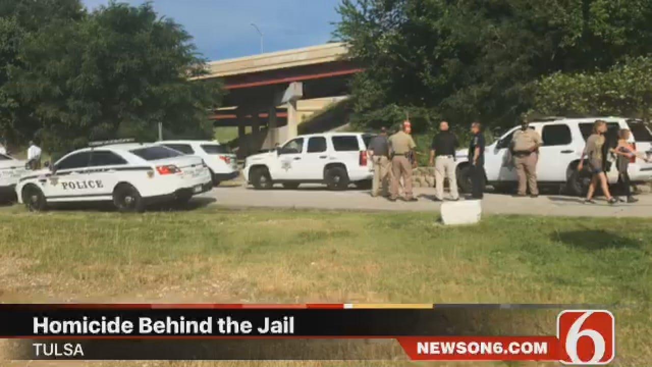 Joseph Holloway Reports On Tulsa's Latest Homicide