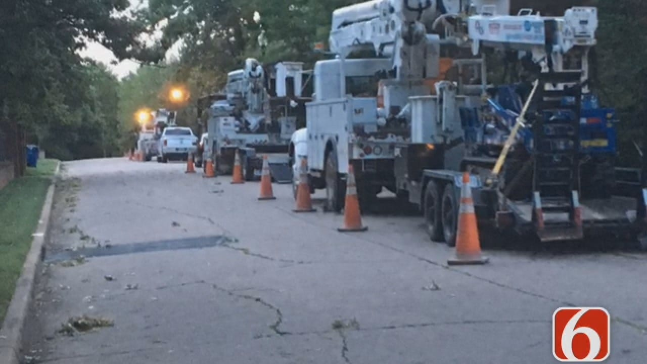 Joseph Holloway Has Update On Green Country Power Outages