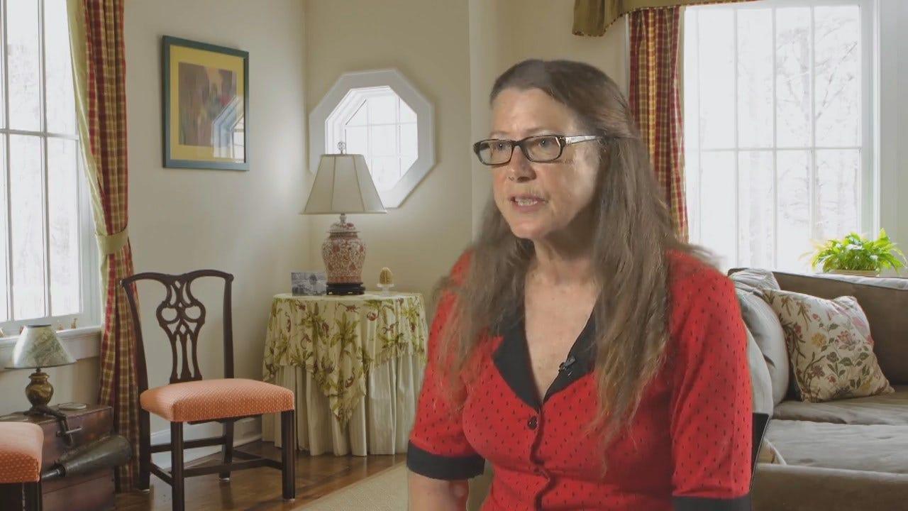Faces of Caregiving: Michelle Mercer