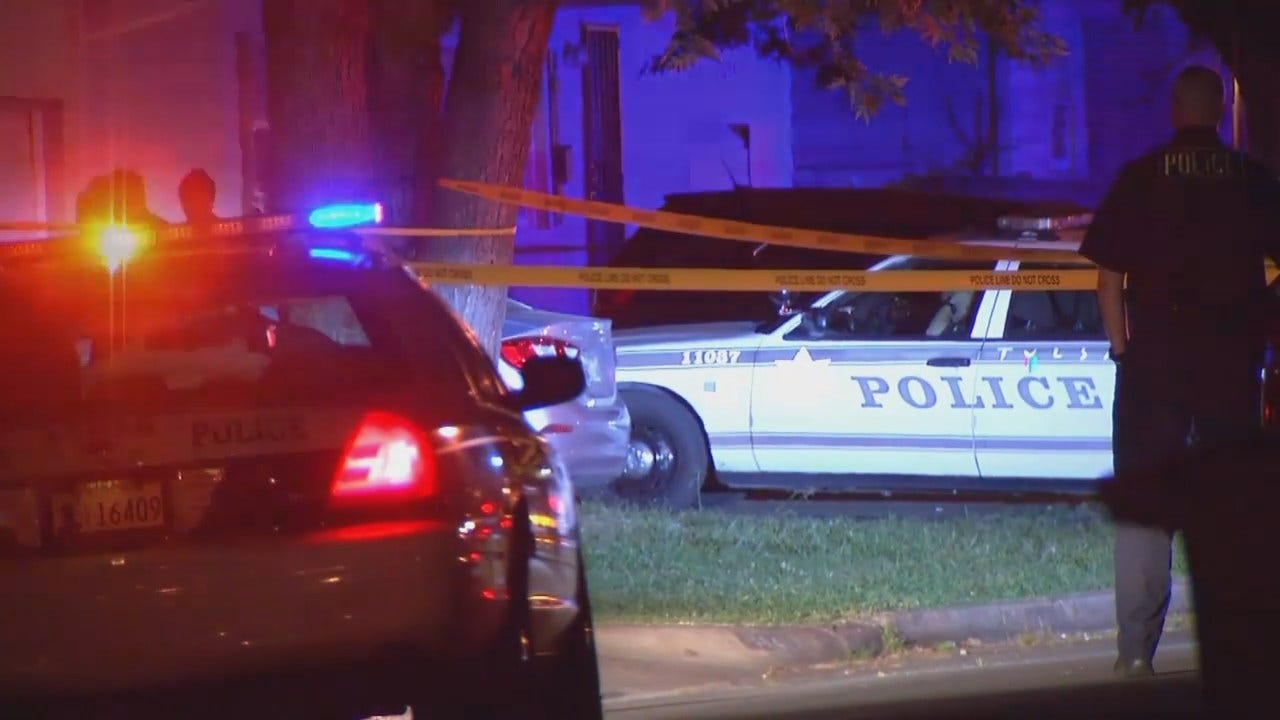 WEB EXTRA: Video From Fatal Accidental Tulsa Shooting