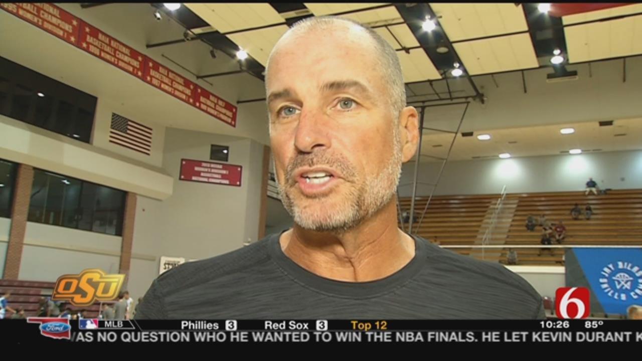 ESPN's Jay Bilas: 'I Think Jawun Evans Is An NBA Player'