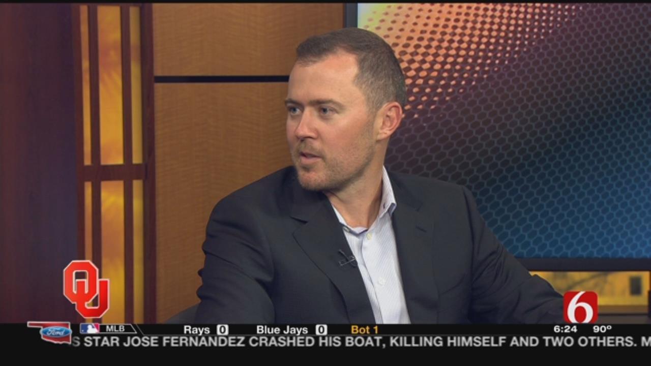 OU Football: Lincoln Riley Talks First Days As Head Coach
