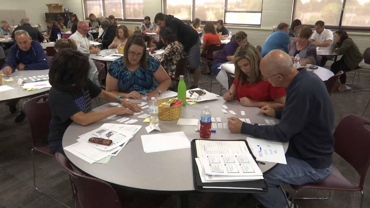 TPS Teachers Learning New Lessons Over Summer Break
