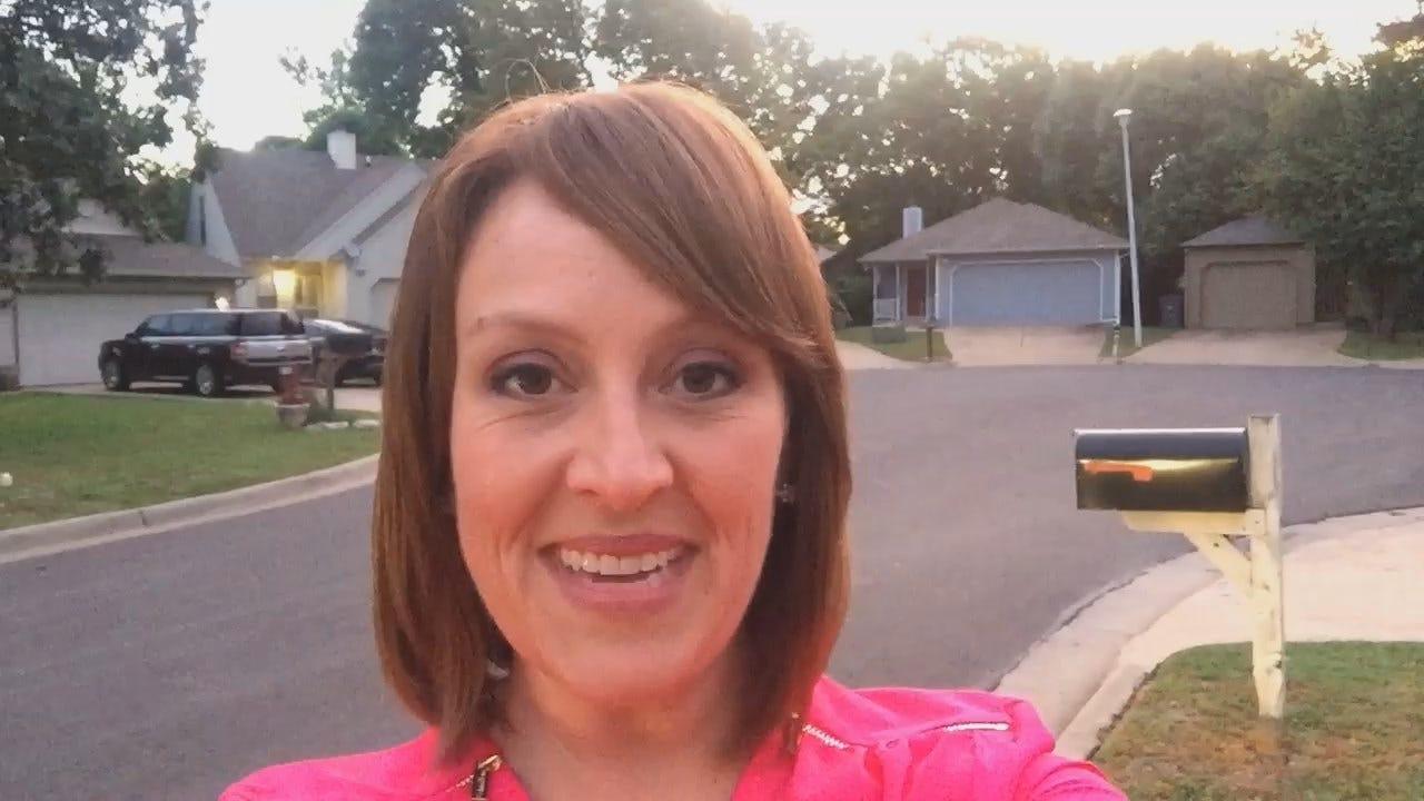 Meagan Farley Says Tulsa Newspaper Delivery Driver Shot In Shoulder
