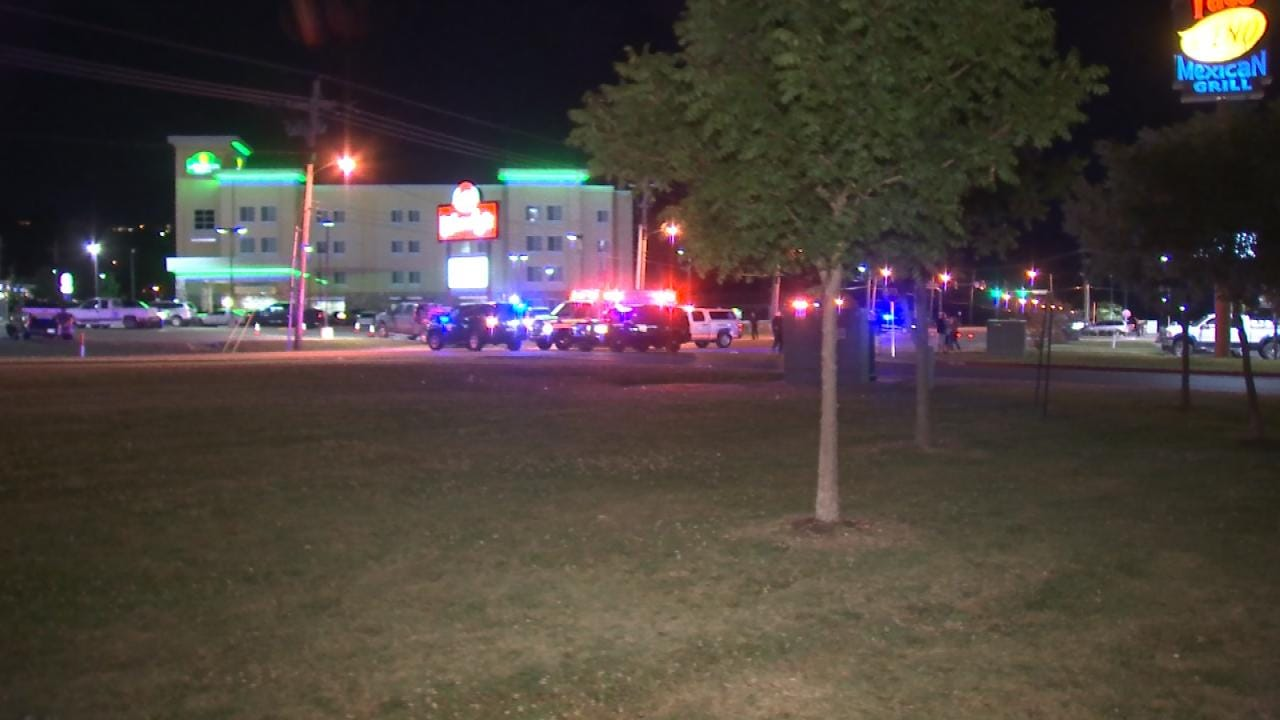 WEB EXTRA: Video Of Catoosa Crash Scene