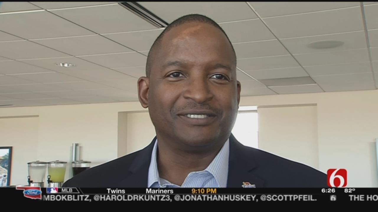 Tulsa AD Derrick Gragg Confident Of Keeping Philip Montgomery