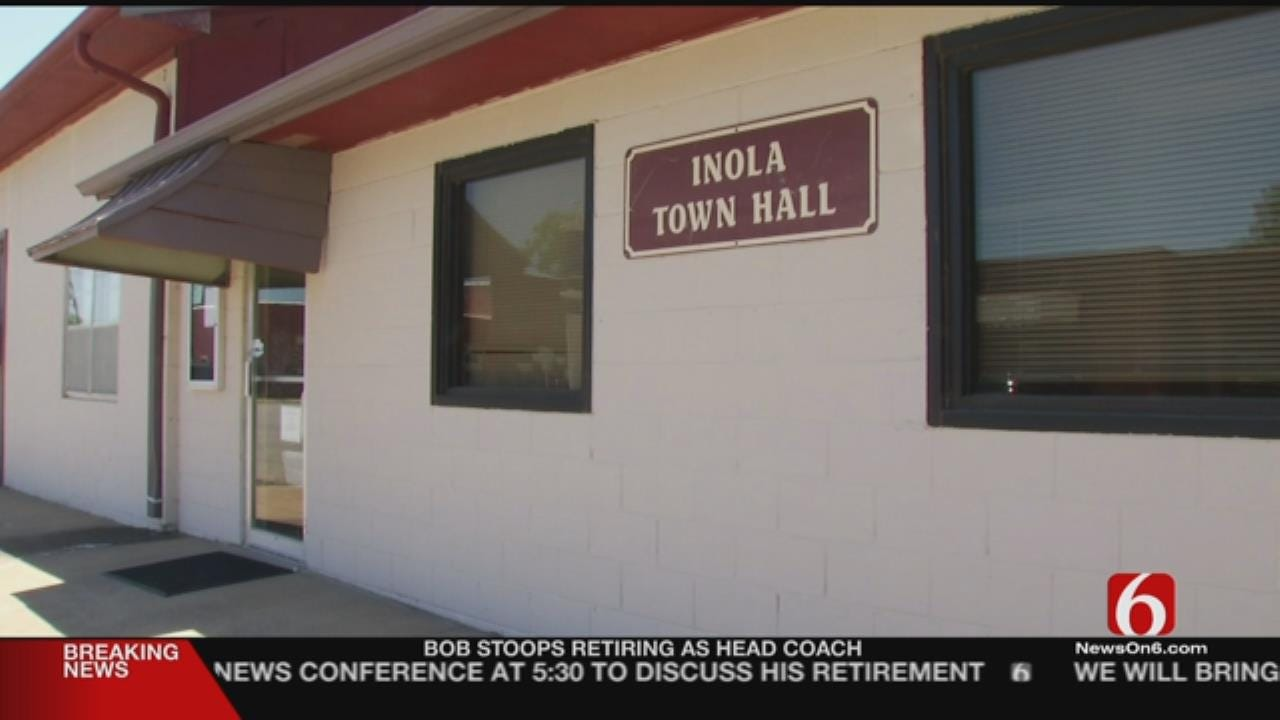 Mold Forces Relocation of Inola Town Hall, Police Offices