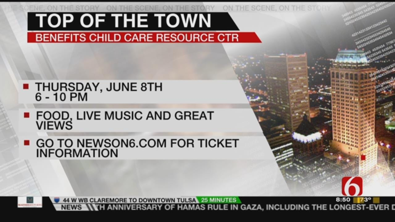 'Top Of The Town' Benefit Previewed On 6 In The Morning
