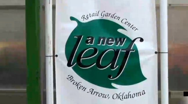Community Turns Out To Help Broken Arrow's 'A New Leaf'
