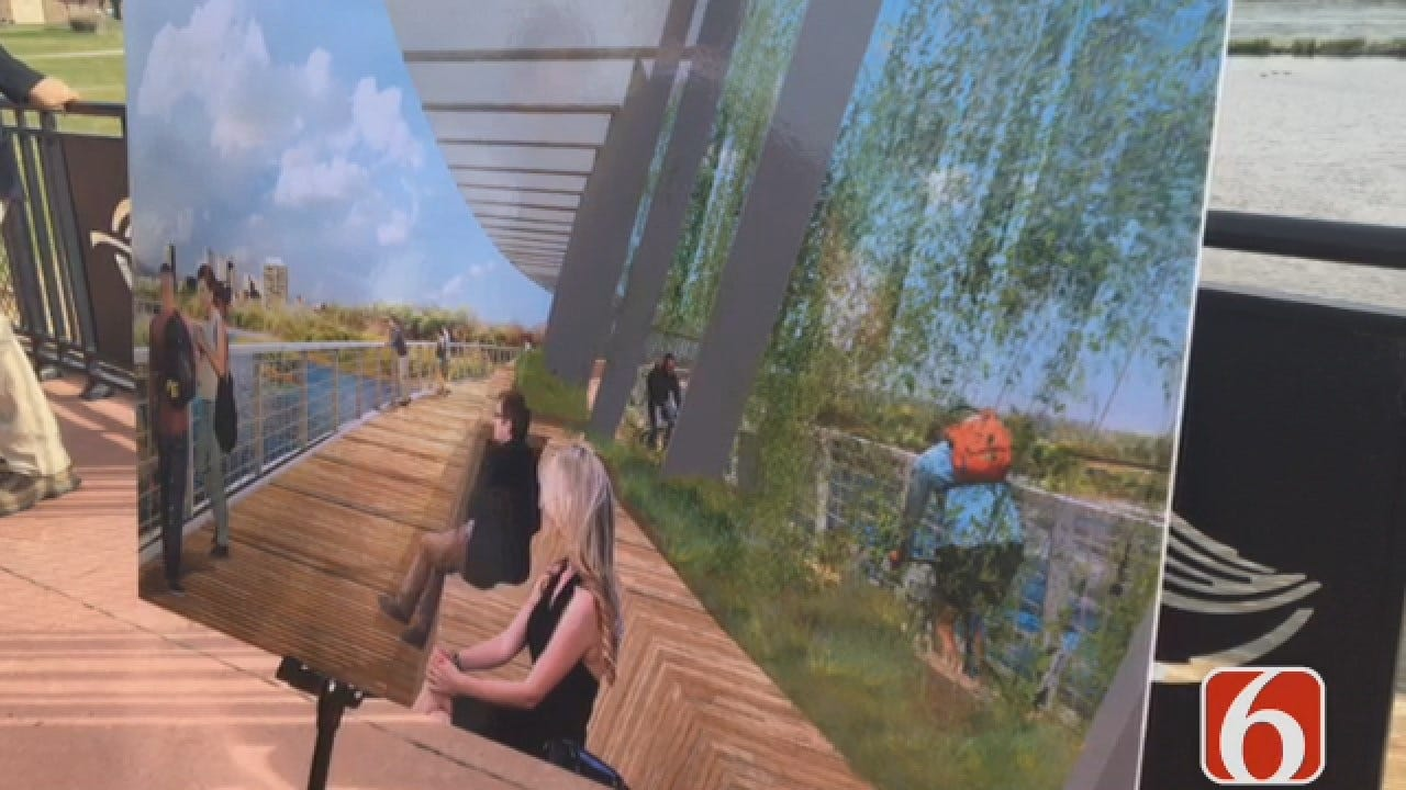 Joseph Holloway: Pedestrian Bridge Winner Announced