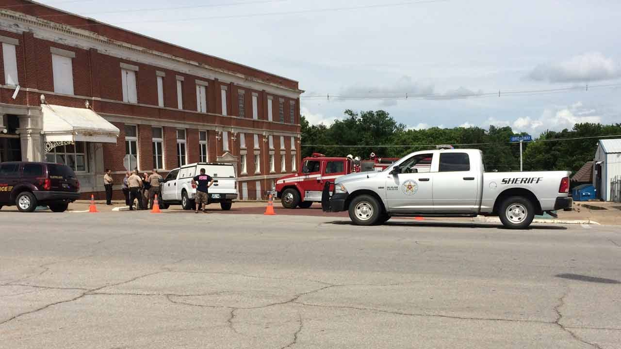 Dynamite Found In Cleveland Warehouse Building
