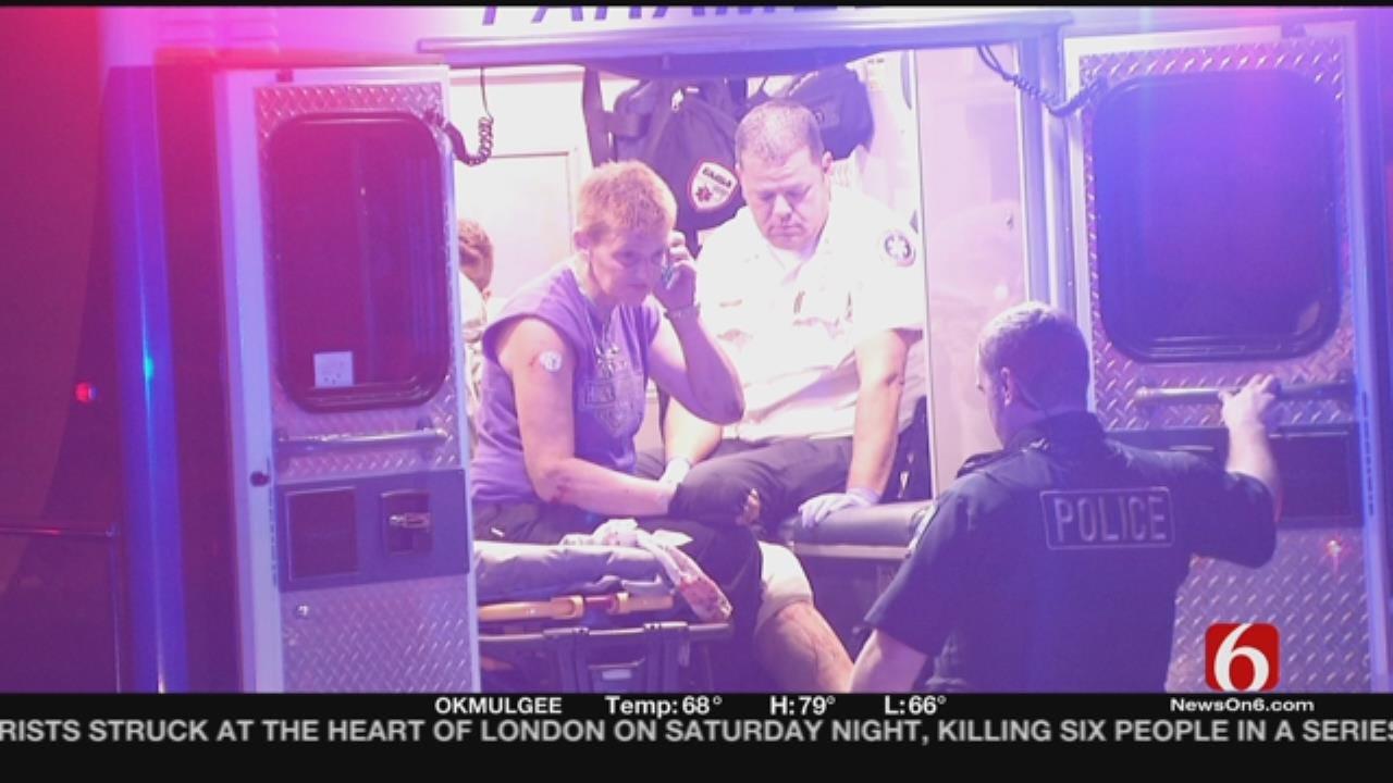 Car Hits Woman Cycling In Tulsa Neighborhood