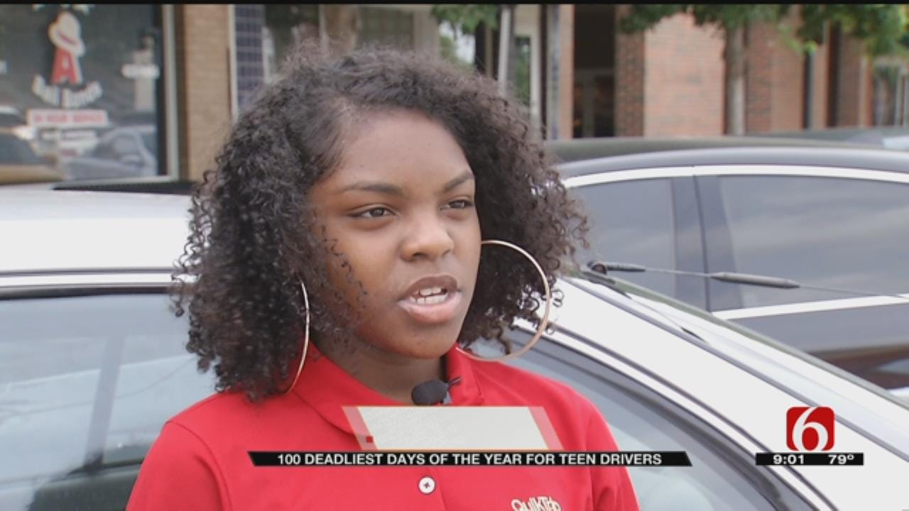 AAA: Teenager-Involved Crashes Rise During Summer