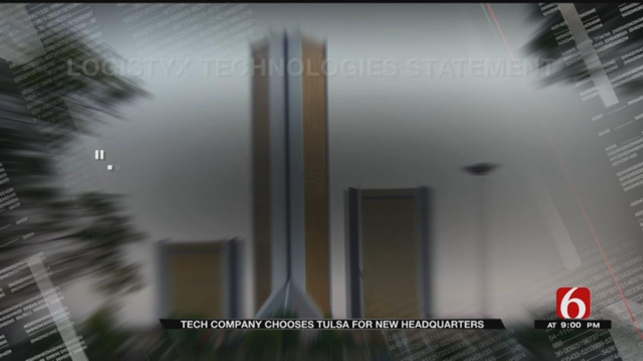 New Software Company To Set Up Headquarters In Tulsa