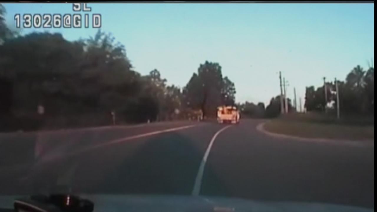 Tulsa Police Release Dashcam Video Of Fatal Chase, Crash