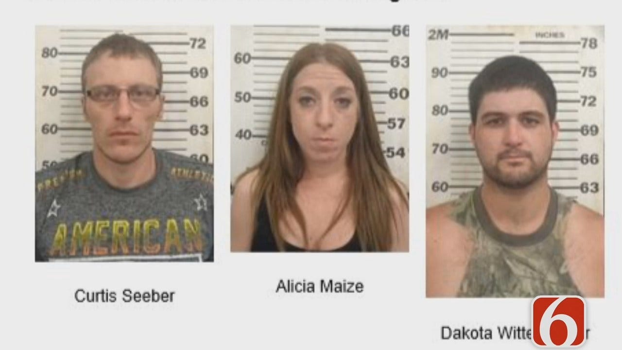 Lori Fullbright Reports On Drug Arrests In Cherokee County, Kansas