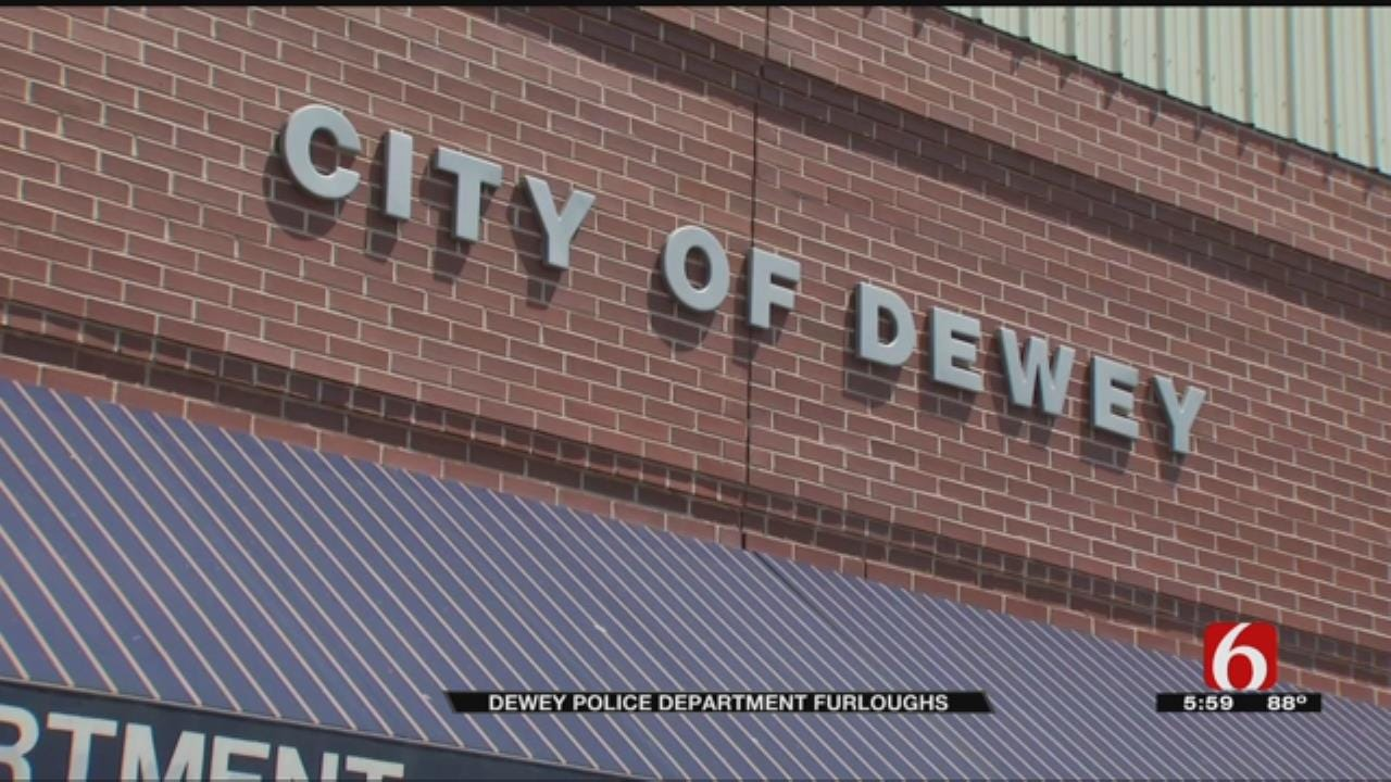 City Of Dewey Cuts Back On Police Hours To Save Money