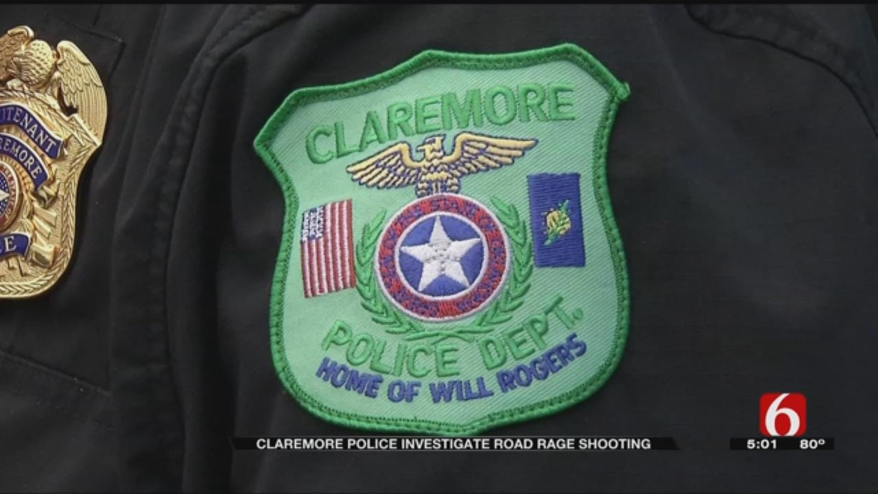 Claremore Police: Road Rage Incident Leads To Shooting